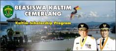 Beasiswa Kaltim Cemerlang 2016