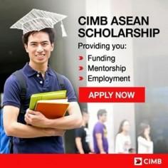 Beasiswa CIMB ASEAN 2016